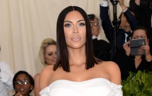 Kim Kardashian West wishes son Saint happy birthday with touching Instagram post