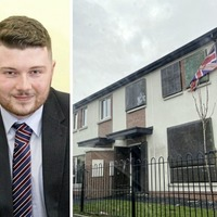 DUP councillor Dale Pankhurst posted Protestant areas cannot be 'dumping grounds for all sorts'