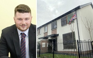 DUP councillor posted Protestant areas cannot be 'dumping grounds for all sorts'