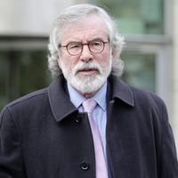 Former Sinn Fein leader Gerry Adams believes power sharing arrangements in Northern Ireland will be `back in place'