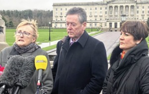 Talks between trade unions and Stormont health department end without deal