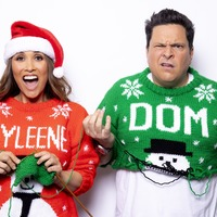 Myleene Klass and Dom Joly front Save The Children's Channel 4 ad break takeover