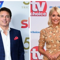 Holly Willoughby excited by John Barrowman's return to Dancing On Ice