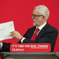 Video: Jeremy Corbyn reveals 'damning' government document detailing 'falsehoods' over Brexit border checks