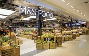 M&S launches new food hall at Abbeycentre