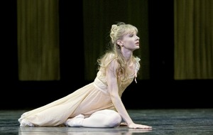 Melissa Hamilton: Strangely, for a ballerina, I am not greatly coordinated