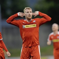 Cliftonville captain Curran hoping Reds can bounce back to give Linfield the Blues