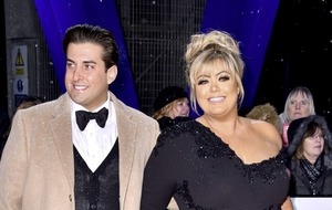 Sleb Safari: Gemma Collins has got Christmas wrapped up