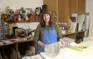 Fragile memories sewn up in award-winning ceramic artist Anne Butler's work