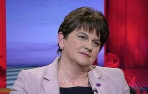 Arlene Foster reflects on some 'dark moments' that have marked her four-years as DUP leader