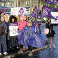 Hundreds more hospital appointments cancelled as health workers strike to continue