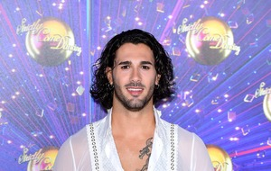 Strictly Come Dancing's Graziano Di Prima sets new world record