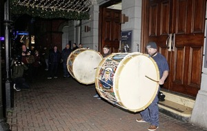 Loyalist rally told that Ulster is in 'distress'