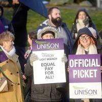Unison nurses at Altnagelvin to go on strike today