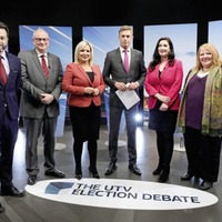 Health crisis prompts sharp exchanges in Westminster election debate