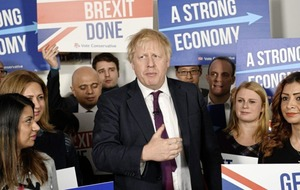 Boris Johnson insists no NI-GB goods checks after Brexit