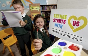 Northern Ireland Anti-Bullying Forum sets creative challenge for young people