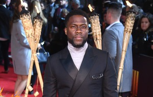 You have to fall in love with life, says Kevin Hart after serious car crash