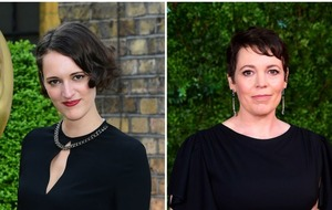 Olivia Colman and Phoebe Waller-Bridge among Golden Globe nominees