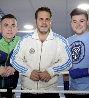 Seconds Out: Keeping the McCullagh legacy alive at new boxing club