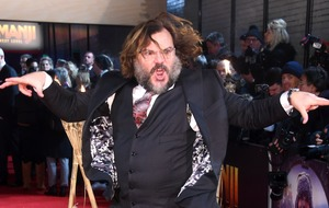 Jack Black improvises farting song to tune of You Give Love A Bad Name