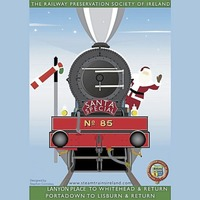 What's On: Christmas Barket in Dromore, all aboard the Santa Special in Dungannon, visit Santa at Share in Co Fermanagh and more
