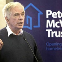 Fr Peter McVerry warns of growing inequality in Irish society