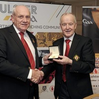 Ulster Council president Oliver Galligan hoping to restore north's universities to Dr McKenna Cup
