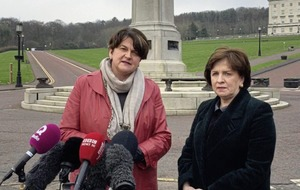 Arlene Foster: Failure to restore powersharing a shame on all politicians