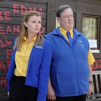 TV Quickfire: Johnny Vegas and Sian Gibson on reuniting for Dial M For Middlesbrough