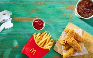McDonald's to launch first fully vegan meal