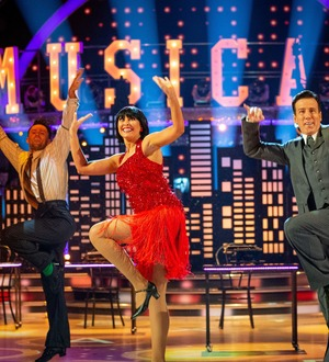 Anton Du Beke and Emma Barton to repeat top-scoring dance in bid to win Strictly