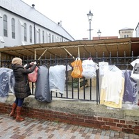 #WarmForWinter public coat donation comes to Belfast