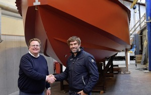 Belfast to play key role in world's first zero emissions workboat