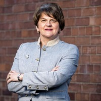 Arlene Foster admits she considered quitting and voices regret over past remarks