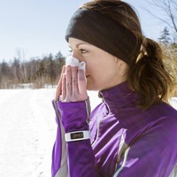 Is it all right to exercise when you have a cold?