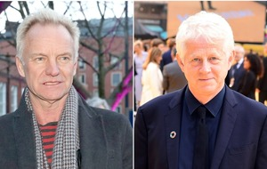 Sting and Richard Curtis to be honoured at awards ceremony for poverty activists