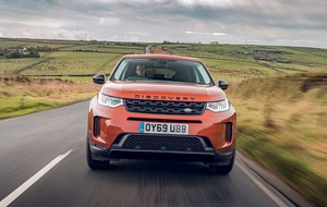 Land Rover Discovery Sport: 5+2 still adds up for family-friendly SUV