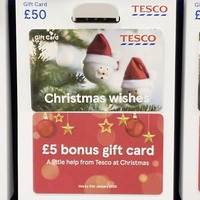Netting a Bargain: Tesco gift card bonus £5; £25 off £70 groceries; Amazon free £5; 'free' Caffe Nero hot drink