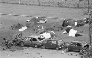 Hyde Park bomb survivor describes 'painful' explosion in court action against convicted IRA member John Downey