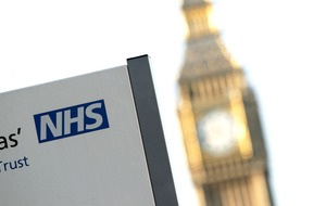 Government accused of breaching EU rules by giving Amazon access to NHS data