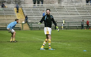 'There is light at the end of the tunnel' - former Antrim goalkeeper and mental health campaigner Chris Kerr