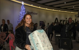 I'm A Celebrity's jungle queen Jacqueline Jossa lands back in the UK