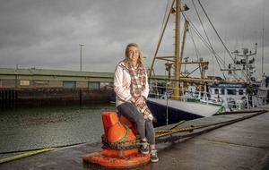 Co Down woman making waves as new Kilkeel harbour master
