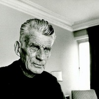 Waiting a decade to capture iconic photographs of Samuel Beckett