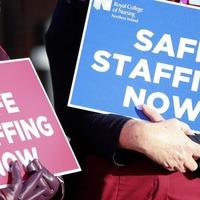 Nurses in Northern Ireland continue industrial action