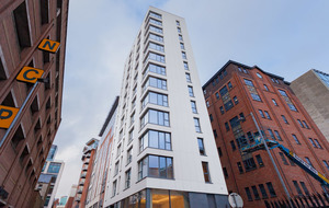 Property: Call Belfast's newest icon home with this unique rental opportunity