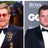 Sir Elton John congratulates Taron Egerton on SAG nomination
