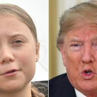 Greta Thunberg hits back at Donald Trump over Time award jibe