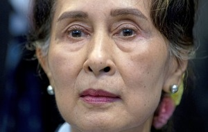 Lawyers for Rohingya criticise Myanmar leader Aung San Suu Kyi's defence of armed forces